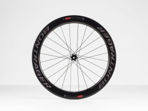 Bontrager Hinterrad Aeolus XXX 6 TLR Disc Shim11 Black/Red