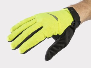 Bontrager Glove Circuit Full-Finger SM Radioactive Yellow