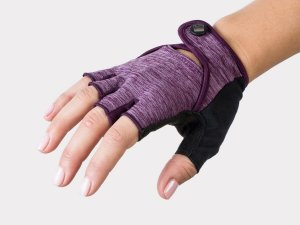 Bontrager Glove Vella Women Medium Mulberry